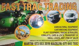 Fast Trac Trading - You Park We Sell !!