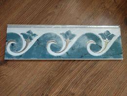 Płytki ceramiczne dekor listwa ozdobna 33x10x0,7