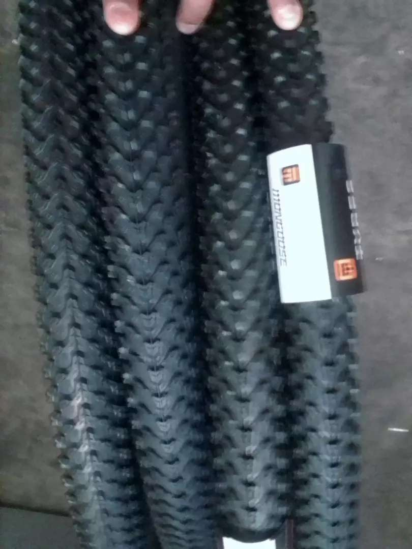 4 New Mongoose Tyres for 360