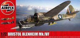 Сборная модель самолета Bristol Blenheim Mk.IV 1:72, Airfix A04017
