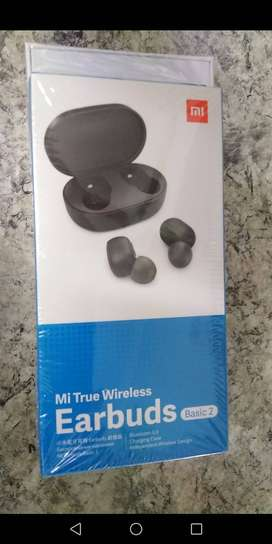Wireless mi earphones