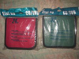 Сумка Бокс Коробка для DVD CD Дисков (24/32 ячейки)