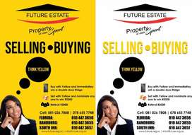 Are YOU THINKING OF BUYING/SELLING YOUR PROPERTY?