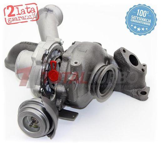 Turbosprężarka turbina Fiat Croma II 1.9 JTD Saab 9-3 II 1.9 TiD Rzeszów - image 1