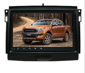 FORD RANGER T7/EVEREST 9inch full touch Android 9.0 4CORE 2+16G