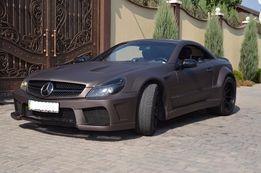 Mercedes SL55 Black Series