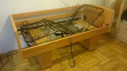 Lozko rehabilitacyjne domowe ladne materac i transport
