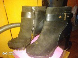 ботинки бу