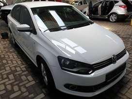 =2013 VW Polo 1.6 Comfortline Triptronic-Only 136300km-Very Clean