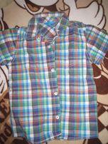 """Рубашка """"HEMA"""" 92р."""