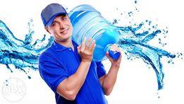 Доставка воды в Броварах на дом офис