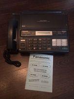 Телефон-факс Panasonic KX-F130 с автоответчиком