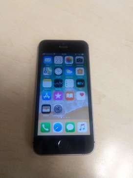 iPhone 5s 16GB in good condition for sale