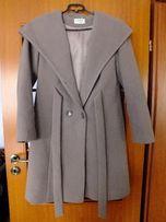 Płaszcz wełniany zimowy