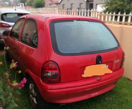 Selling OPEL Corsa R30k fair condition