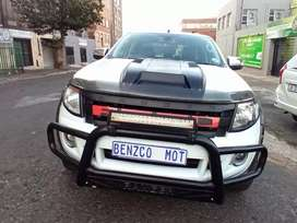 Ford Ranger 4x4 Wild Track Raptor in a very good condition