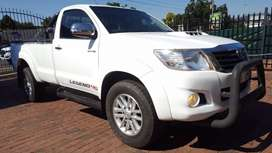 2013 TOYOTA HILUX 3.0 D4D SINGLE CAB DIESEL 110000km perfect condition