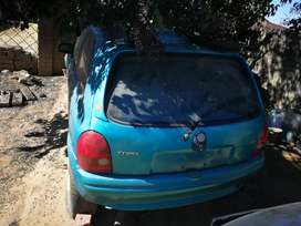 Opel Corsa stripping parts