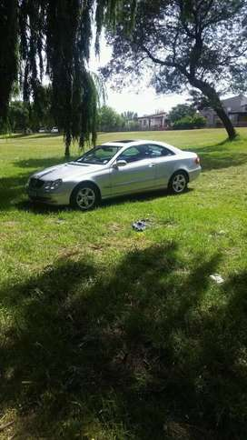 Clk 320 coupe for swap with avanza