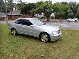 AUTOMATIC 2006 MERCEDES BENZ C320 CDI AVANTGARDE. V6. WITH SERVICE HIS