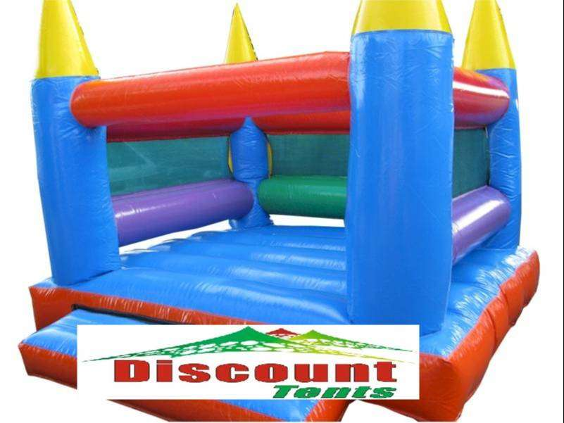 Discount Jumping castles for sale now in Nelspruit