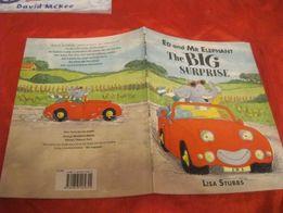 Детская книга английский язык Mr.Elephant lisa stubbs the big surprise
