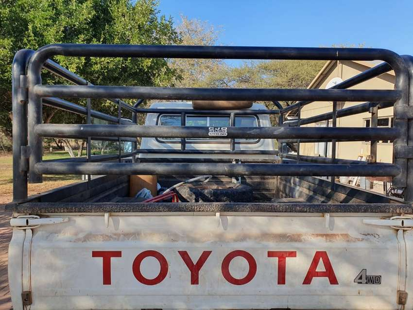 Cattle Frame (Tralies) For Toyota Land Cruiser 2017 single cab 0