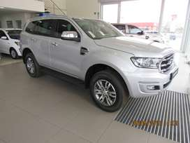 2019 Ford Everest 3.2 TDCi XLT 4x4 AT