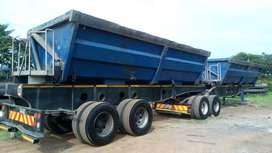 HYDRAULIC INSTALLATIONS ON TRUCKS FOR TRAILLERS