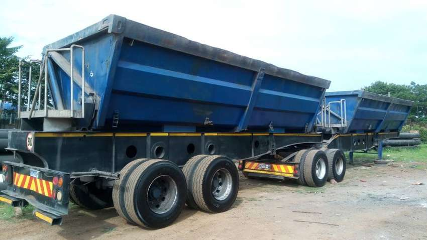 HYDRAULIC INSTALLATIONS ON TRUCKS FOR TRAILLERS 0