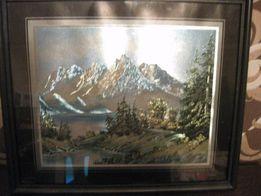 Картина подарок пейзаж природы