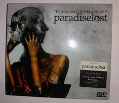 """DVD """"Paradise Lost"""" 2007 The Anatomy Of Melancholy"""
