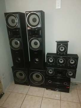 Sony mgongo 7.2 Home theater for sale