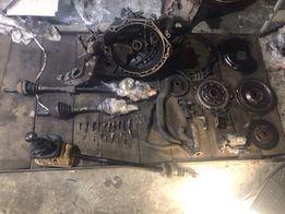 Коробка Сенс переходная плита Ланос Daewoo Sens Lanos 1.3 КПП комплект