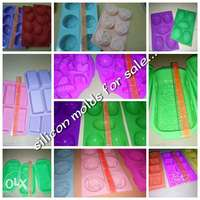 Silicon molds for sale.. 0