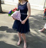 Платье вечернее-выпускное