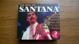 Płyty CD Santana - trójpak