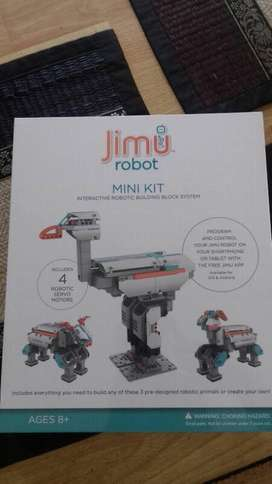 Jimu robotic kit control with your smart phone or tablet brand new!
