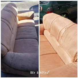 CARPETS CLEANERS & UPHOLSTERY SERVICES