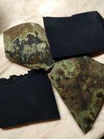 Неопрен толщина 3-5-7-9мм Пористая листовая резина, армированная ткань