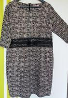 L Sukienka kolekcji Giona Thuday (w zasadzie nowa)