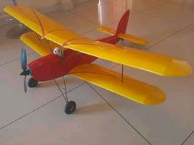 Radio controlled planes Tiger moth and Pitts Special