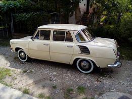 SKODA 1000 МВ 1965 р в після реставраціі