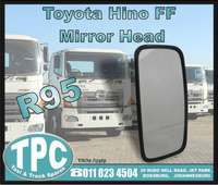 Toyota Hino FF Mirror Head - New Quality Replacement Truck Body Parts 0