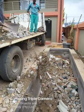 Rubble Removal in Vaal
