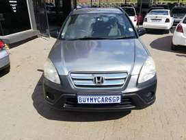 Honda CR-V Year Model: 2006