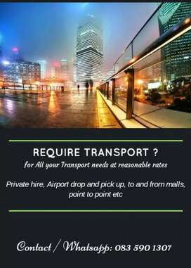 Transport Offered