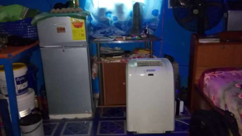Garrison mobile standing air conditioner.very nice Nd cute 1 0