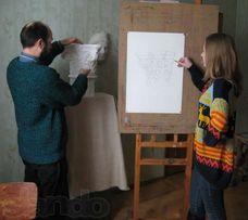 Репетитор по рисунку, живописи, композиции