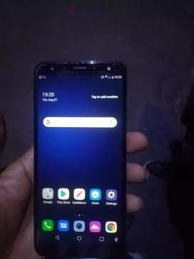 Lg k7 fingerprint very clean almost new